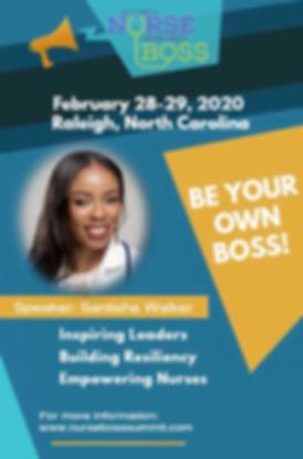 Nurse Boss Summit flyer.JPG