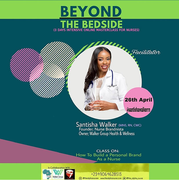 Nigeria's Beyond The Bedside Master Clas