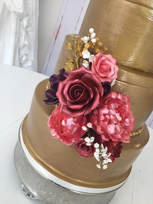 Pionée - Roses