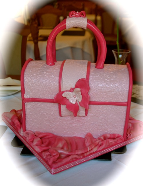 Pink-Handbag