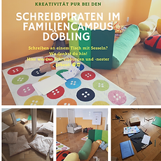 Schreibpiraten Im Familiencampus Döbling