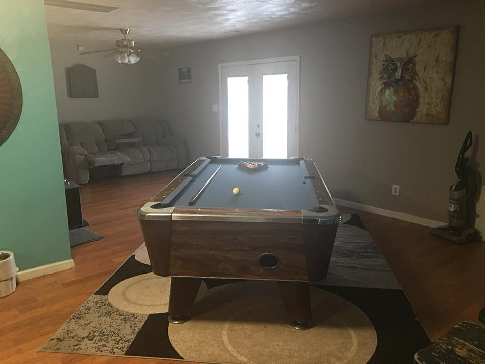 If Your Buying A Use Bar Style Pool Table ...