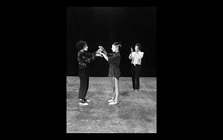La Sainte Trinité ou Le Bal des têtes (2019) -performance, Laura Ben Amim.png