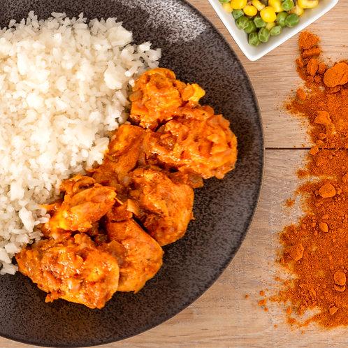 Pollo de indias