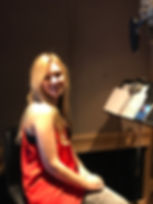 Robin Cisek Music recording in NYC
