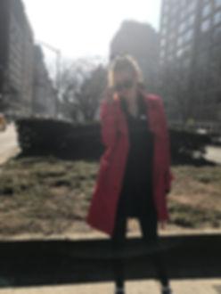 Robin cisek in NYC