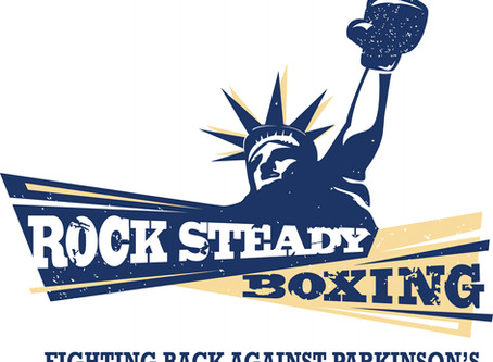 Rock Steady Boxing