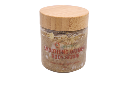 Body Scrub - Oatmeal W/ Dried Chamomile & Sweet Orange