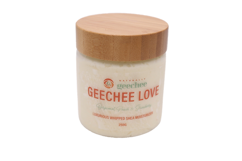 Whipped Shea Butter - Geechee Love