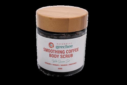 Body Scrub - Coffee W/ Epson Salt