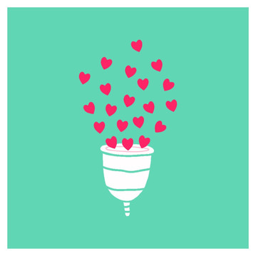 To Cup or Not To Menstrual Cup?