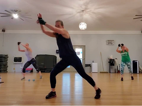 Kickboxing Workout - No Equipment Needed