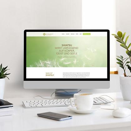 Branding Shiatsu Praxis Pettorino Schweiz, Designstudio Lohrer, Grafikdesign, Webdesign, Werbung, Werbeagentur, Nürnberg, Fürth, Corporate Design, Branding, Markenentwicklung, Markenstrategie, Logodesign, Verpackungsdesign, Geschäftsausstattung, Flyer, Plakate, Anzeigen, Design für Print und digitale Medien