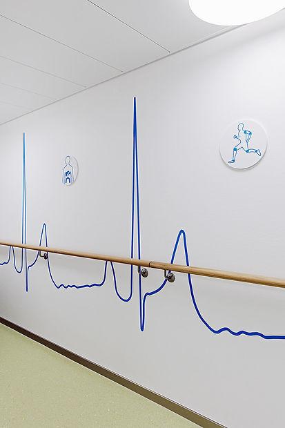 Umbau Klinik, Praxisräume, Zürich, Schweiz