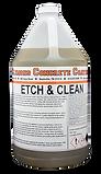 ETCH & CLEAN