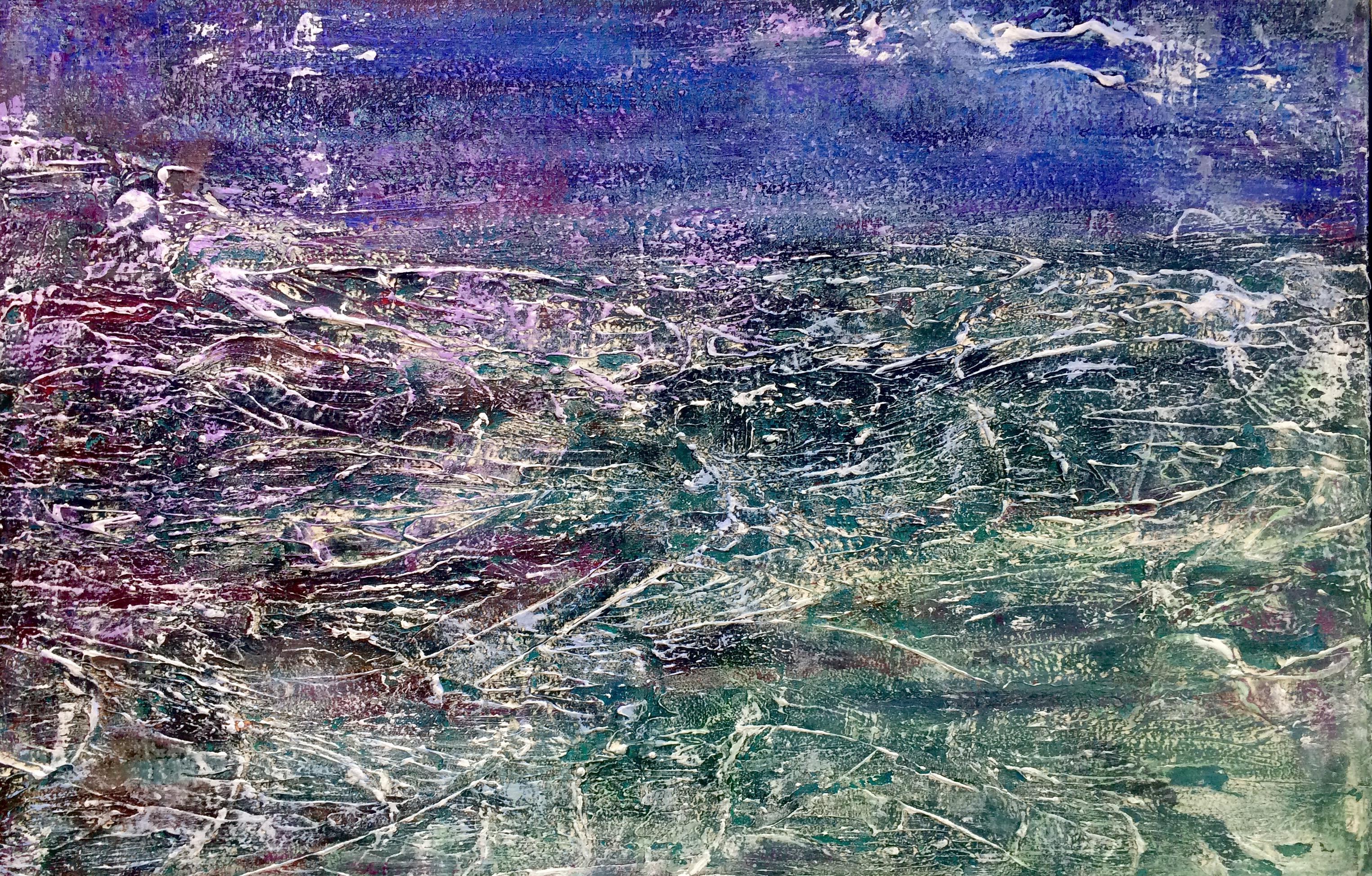 Wild Water 120 x 80
