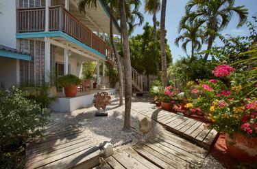 Paradera Park Two Bedroom Suites Porch a