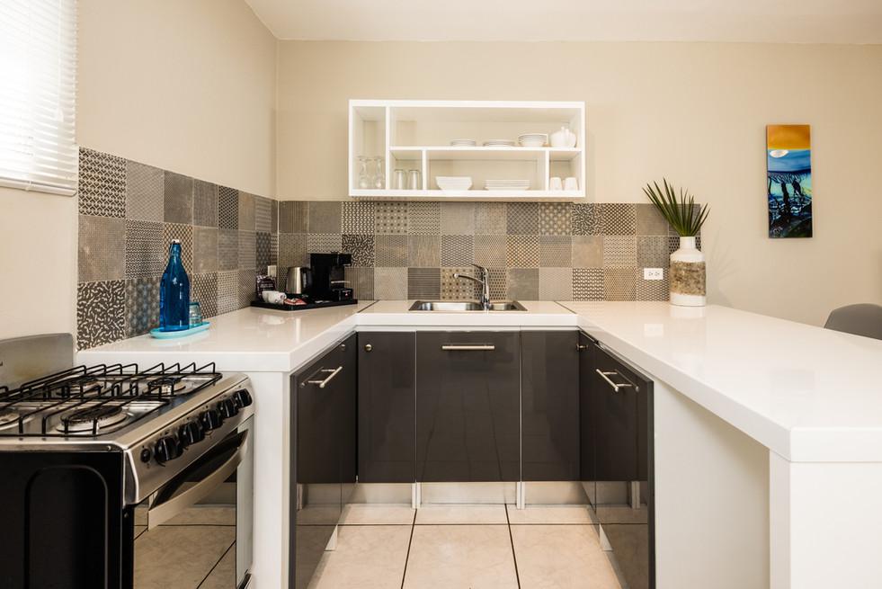 Paradera Park Royal Suite - kitchentotal