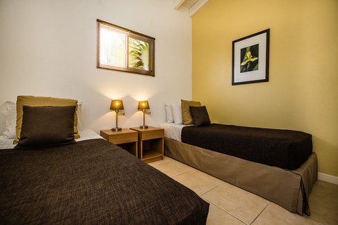 Paradera Park Two Bedroom Suite - bedroo