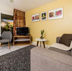 Paradera Park One Bedroom Suite - porchv