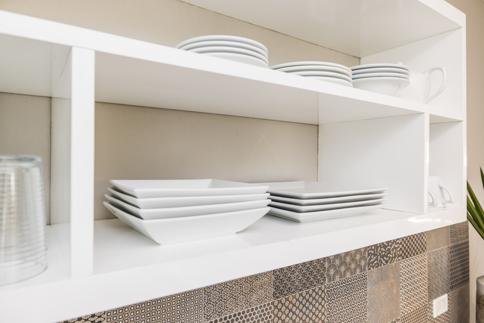 Paradera Park Royal Suite - kitchendetai