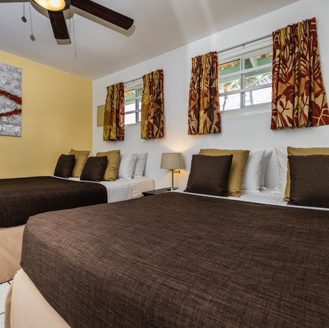Paradera Park One Bedroom Suite - bedroo