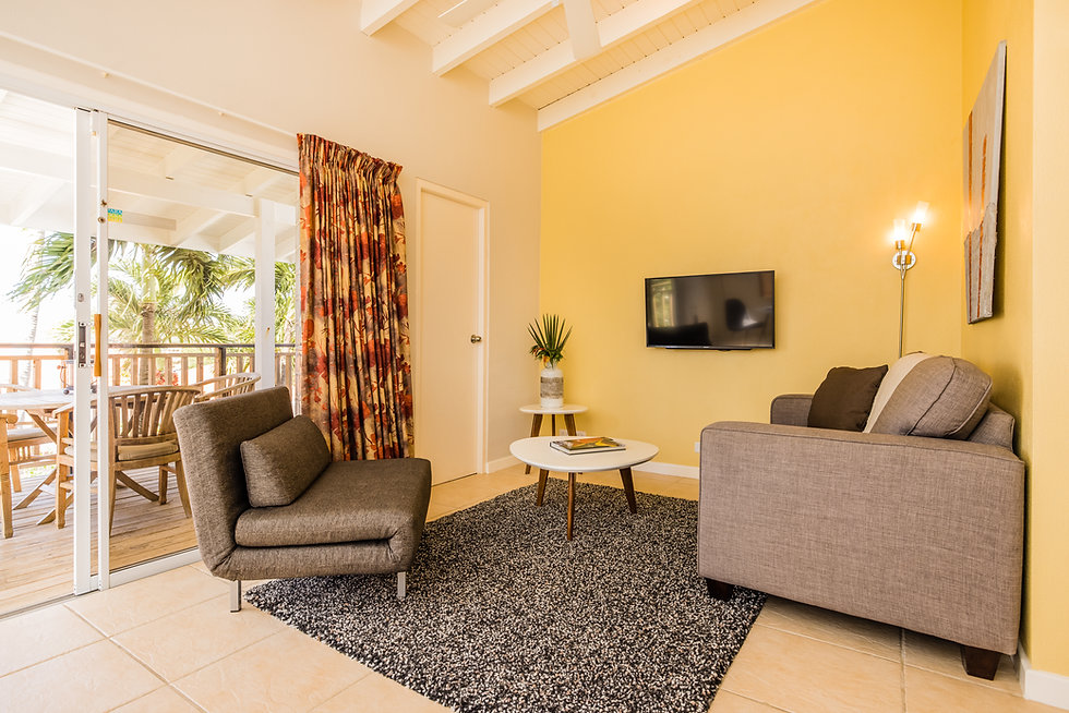 Paradera Park Two Bedroom Suite - living