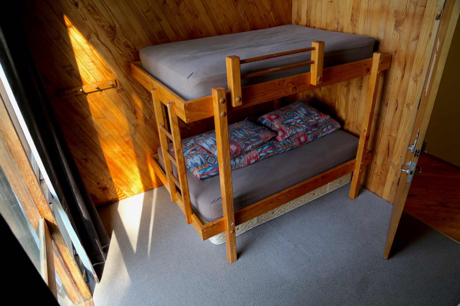 'Feathertop 3' Double Bunk