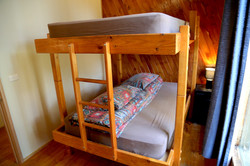 'The Twins 8' Double Bunk