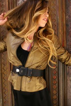 Model Allison Miller