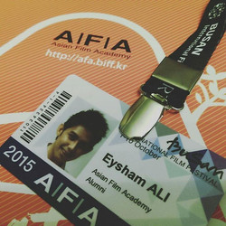 The Asian Film Academy is very special to me. It's where my journey as a filmmaker began and where m