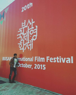Started my storytelling journey in Singapore, reborn as a filmmaker in Busan