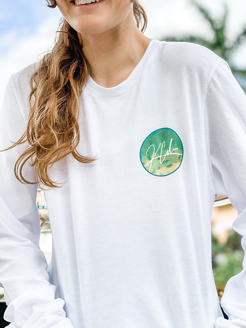Slight Imperfection Long Sleeve Mahi Shirt