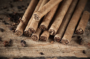 Rolled Cigars