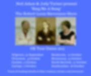 UK tour 2017 - Neil Adam, Judy Turner an