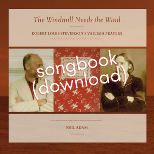 The Windmill Needs the Wind - Digital Songbook