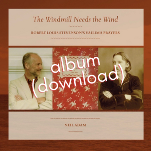 The Windmill Needs the Wind album - Digital Download
