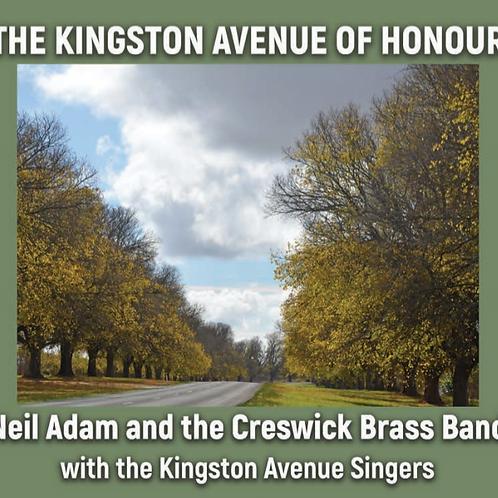 The Kingston Avenue of Honour CD single