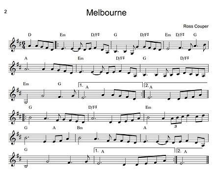 Ross Couper Melbourne Scottish Fiddlers