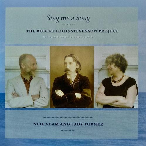 Sing Me A Song - Robert Louis Stevenson - CD
