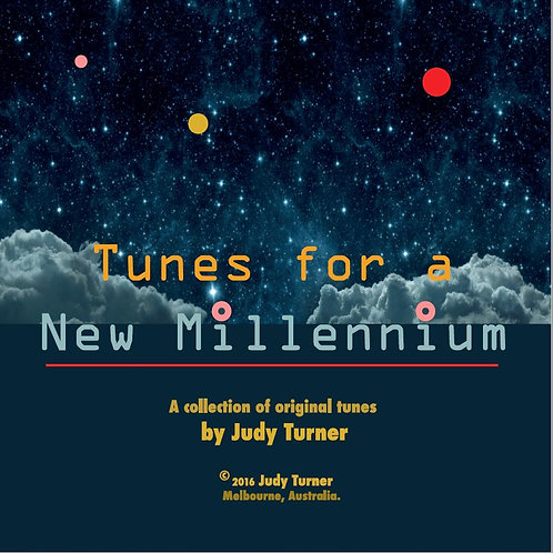 Tunes for a New Millenium - Tune Book and CD package
