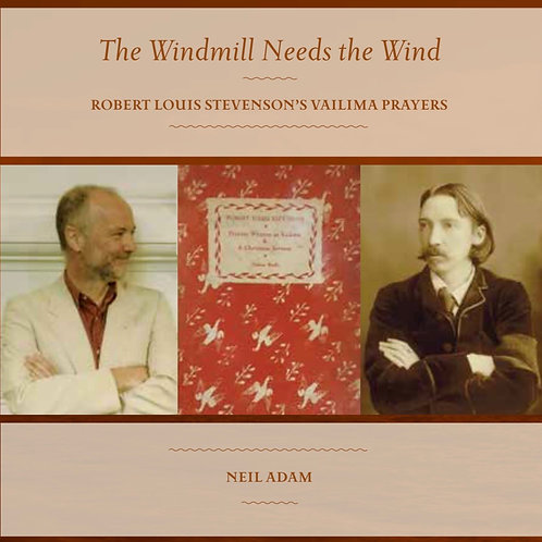 The Windmill Needs the Wind - CD
