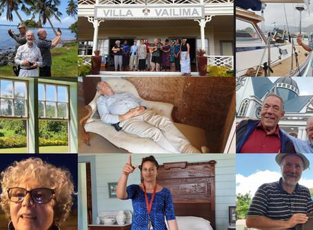 September 2018 - In the Steps of Stevenson - Samoa