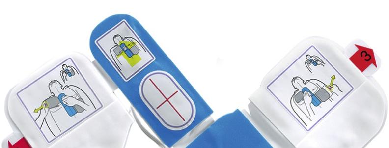 Utbyteselektroder Zoll AED Plus CPR-D