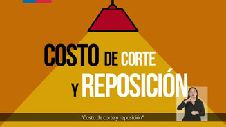 CORTE Y REPOSICIÓN