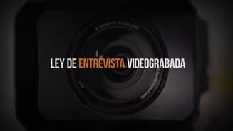 LEY ENTREVISTA VIDEO GRABADA