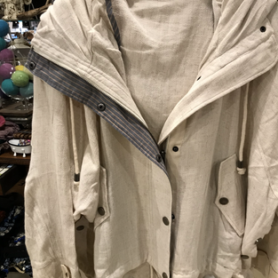 Pieced Jacket