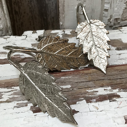 Leaf Napkin Holders