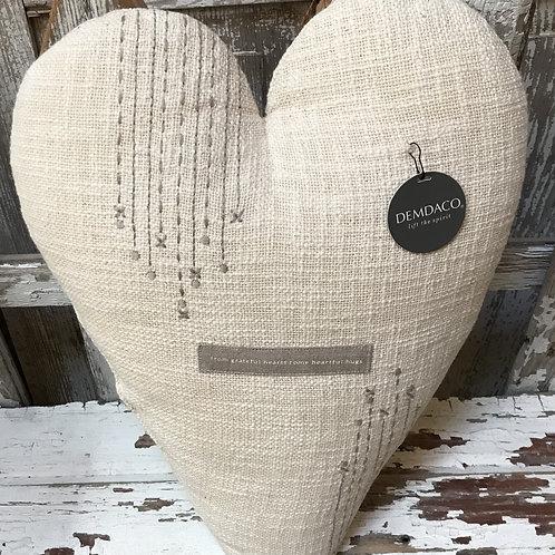 Grateful Heart Pillow