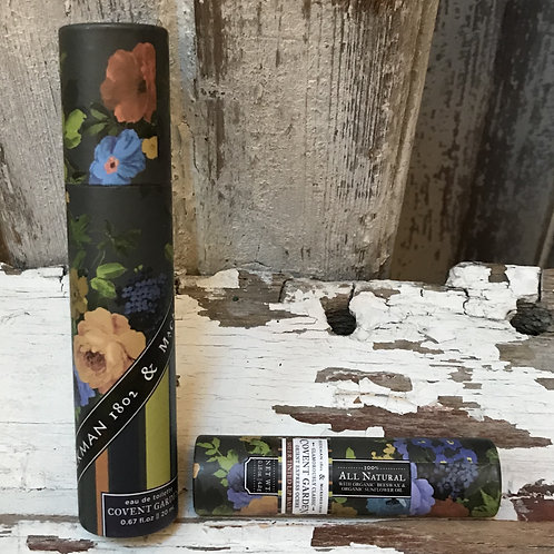 Beekman/Mackenzie Childs Perfumes and Lip Tint